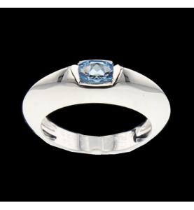 Bague $Piaget Possession Or gris Topaze Diamants