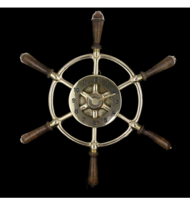 Horloge gouvernail Hermes Paris 1950