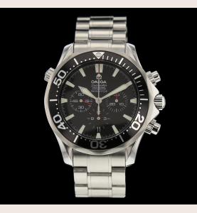 Omega Seamaster America's Cup Chronograph