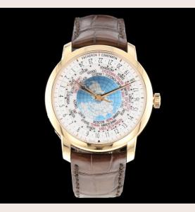 Vacheron Constantin Patrimony Traditionelle World Time GMT