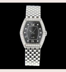 Bedat & Co N°3 Acier Diamants