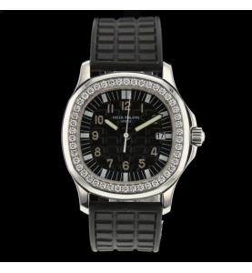Patek Philippe Aquanaut diamants 5067 A-001