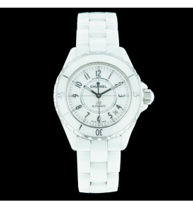 Chanel J12 Ceramic White 38 mm