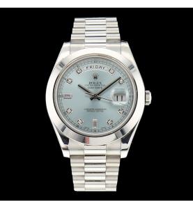 Rolex Day-Date II Platine
