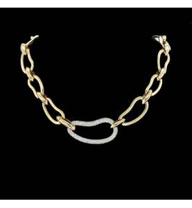 Pomellato Necklace Paisley