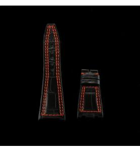 Audemars Piguet Royal Oak leather strap