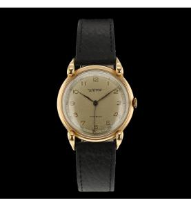 Wema Yellow Gold Watch