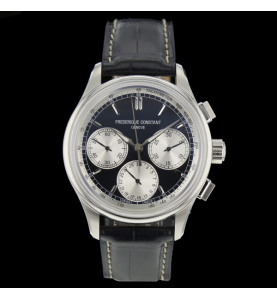 Frederique Constant Flyback Chrono watch