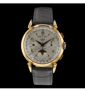 Musette Triple Date Chronograph