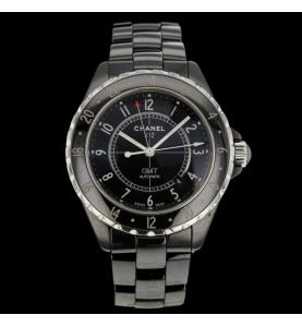 CHANEL J12 GMT Noire