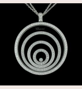Chopard Happy Spirit Necklace Diamonds